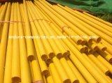 Barandilla del tubo/Pultrusion/FRP de FRP Pultruded Profiles/FRP
