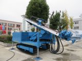 Plate-forme de forage d'ancrage DTH Hammer Land Drilling Rigs Machine Piling Foundation Drill Mdl-150h