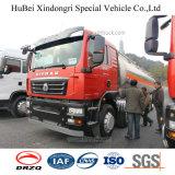 camion di autocisterna del combustibile derivato del petrolio della benzina dell'euro 4 di 30cbm Sinotruk Sitrak con il motore diesel dell'uomo