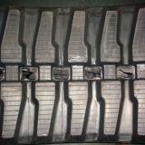 Trilha de borracha 320*100*40 do descarregador de Puyi para Hanix N250/300