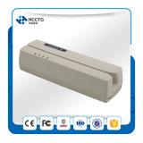 Lecteur de balayage magnétique USB Msr Triple Tracks Reader / Writer (HCC206U)