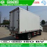 Caminhão do refrigerador do armazenamento frio de Isuzu 4X2 700p