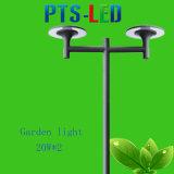 2017 luz ao ar livre bilateral do jardim do diodo emissor de luz da venda quente 20W*2