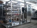 Industrielles FRP/PVDF Gefäß-Wasserbehandlung-Gerät Cj1230
