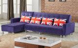 方法ファブリック鋼鉄Legsliving部屋のソファーの家具(HX-SL032)