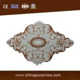 PUの天井の円形浮彫りまたはHome&Interiorの装飾か建築材料