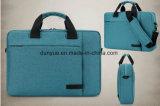 """Pacote Prático de Portátil Nylon Laptop Messenger Bag, OEM Multi-Functional Laptop Briefcase Bag Fit For13 """", 14"""", 15 """", 15.6"""" Laptop"""