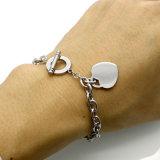 Roestvrij staal 316L Heart Bracelet voor Women