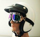 Горячий шлем мотоцикла кожи высокого качества вспомогательного оборудования