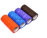 Aptitud EVA Masaje Hollow rejilla de espuma Yoga Roller