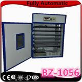 L'incubatrice automatica Hatcher di buoni prezzi Eggs l'incubatrice da vendere Bz-1056