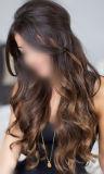 人間の毛髪の拡張のOmbre Remyクリップ
