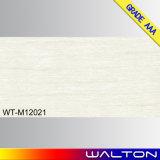 azulejo de madera de cerámica de la pared del azulejo de suelo de la porcelana del diseño 600X1200