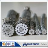 Conducteur nu du conducteur ACSR Drake de boîte de vitesses supplémentaire de câble de Huatong