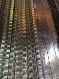 Corlored sechseckiges Muster-Edelstahl-Gefäß prägen