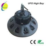 250W hohes Bucht-Licht AC85-277V 120lm/W UFO-LED
