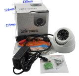極度の低いルクス2.0megapixel IRのドームHDのカメラ