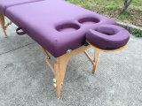 Vector de madera para las mujeres, vector portable del masaje del masaje para la muchacha