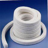 Imballaggio di vetro di fibra impregnato di PTFE e di lubrificante