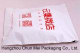 Sacchetto di plastica dell'alberino di stampa su ordinazione per il libro dell'imballaggio