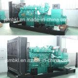 Yuchaiのブランドの低いディーゼル消費が付いている1200kw/1500kVA発電セット
