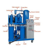 Épurateur d'huile à moteur de pétrole hydraulique d'huile lubrifiante de déshydratation de vide (TYA)