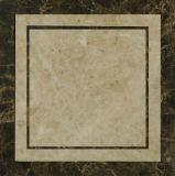 طبيعيّ رخاميّة /Stone [وتر جت] قرميد لأنّ أرضيّة