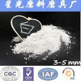 Alúmina fundido blanco con Min 98,5% de Al2O3