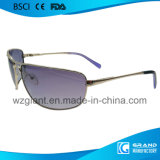 New 2017 Product Polarized Lens Fancy Style Eye Metal Sunglasses