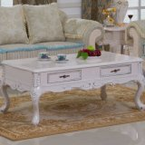 La mobilia del salone con il sofà di legno ha impostato (D92)
