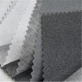 Ткань покрынная PA Non сплетенная плавкая Interlining для костюма, формы