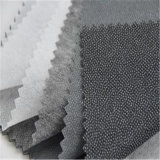 Trajes Uniform PA Coated Non Woven Fusible Tecido Interlining