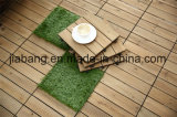 DIY Outdoor Cork Flooring Fir Interlocking Wood Tile