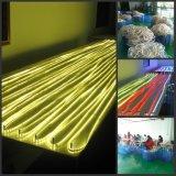 5050의 LED 표시등 막대 다색 3000k/4000k/6000k/R/G/B/Y는 IP67를 방수 처리한다