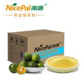 Alimento natural/verde puro/bom pó do suco de fruta do cal do gosto