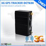 perseguidor de 3G GPS con la correspondencia de Googld y la plataforma en tiempo real del seguimiento