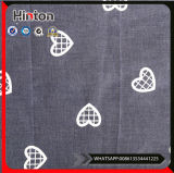 Vente en gros Mode Design Printed Denim Fabric Textile pour Jeans