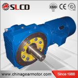 Fabricante profesional de cajas de engranajes biseladas helicoidales de la transmisión de la serie del kc para la máquina
