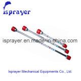 空気のないペンキの吹き付け器のためのアルミニウム拡張棒の旋回装置のコネクター