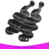 Волосы объемной волны Weave волос Remy девственницы малайзийские