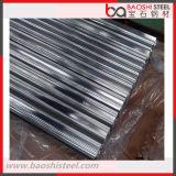 Hoja del material para techos/azulejos de material para techos de acero galvanizados acanalados