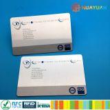 QR Code-Drucken intelligente MIFARE DESFire EV1 KARTE für Geschäft
