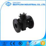 Preço sanitário barato da válvula de esfera da água do bronze PPR do PVC