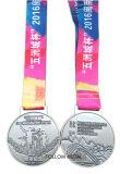 Medaglia di maratona per la corsa di maratona internazionale in Cina
