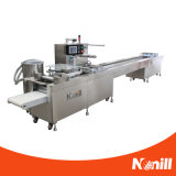 Machines pour la fabrication de seringues, Installation de seringue
