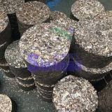 유압 금속 조각 연탄 선 (세륨)
