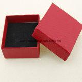 20PCS оглушая коробку бумаги Kraft красную для коробки подарка ювелирных изделий браслета кольца серьги