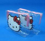 La bolsa de plástico modificada para requisitos particulares del cuidado de piel del PVC