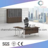Самомоднейший прямой стол офиса мебели меламина таблицы компьютера формы