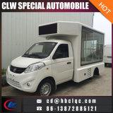 Di buone vendite piccolo LED camion mobile di pubblicità del camion LED del tabellone per le affissioni di Foton